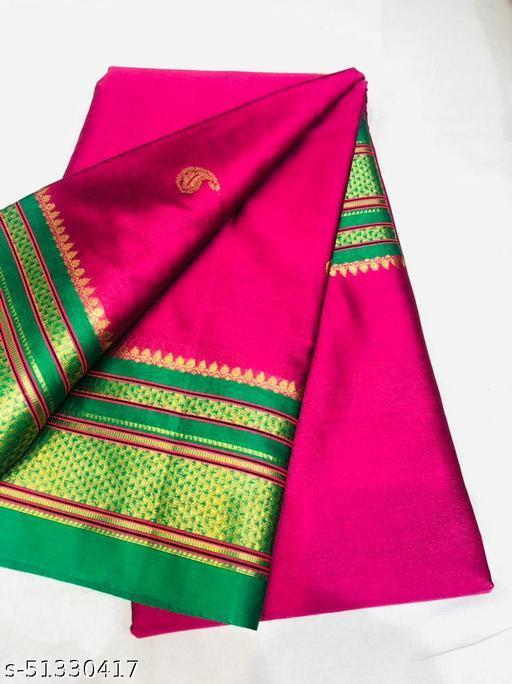 Paithni Silk saree