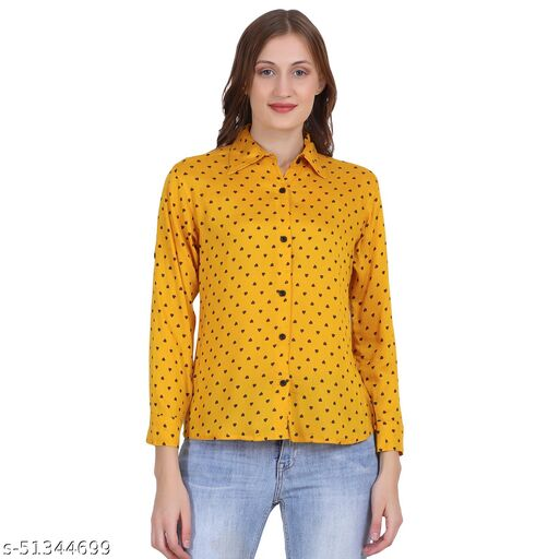Women Shirt Reyon