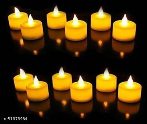 Fancy diya candles