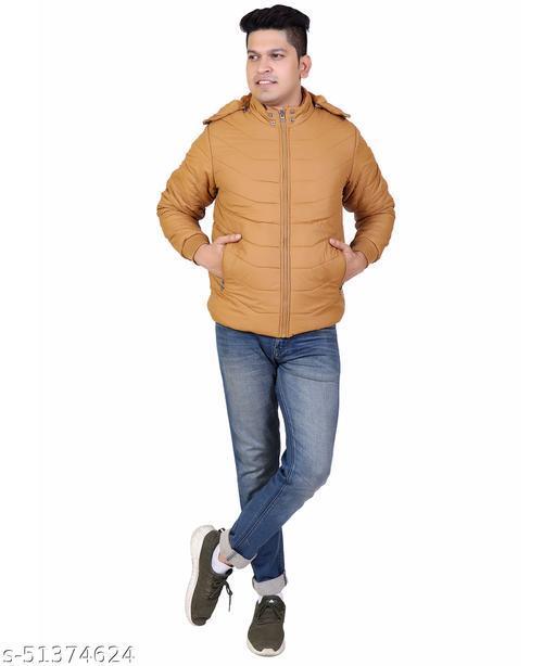 Arman winter wear Hooded jacket for mens