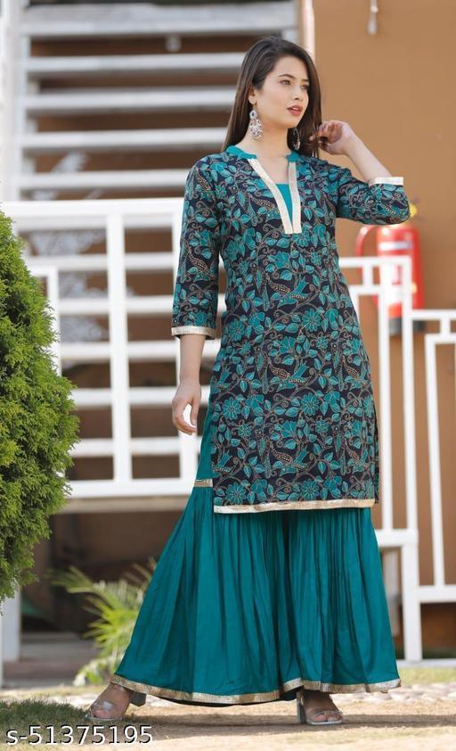 Abhisarika Alluring Women Kurta Sets