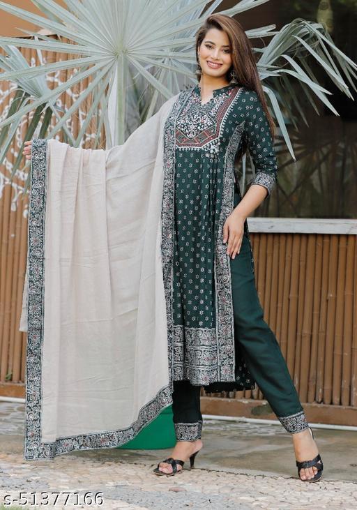 Alisha Refined Women Kurta Sets