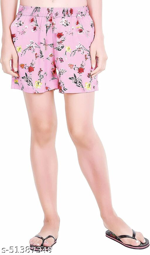 Casual Latest Women Shorts