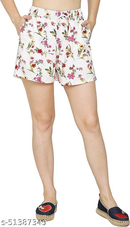 Fancy Glamarous Women Shorts