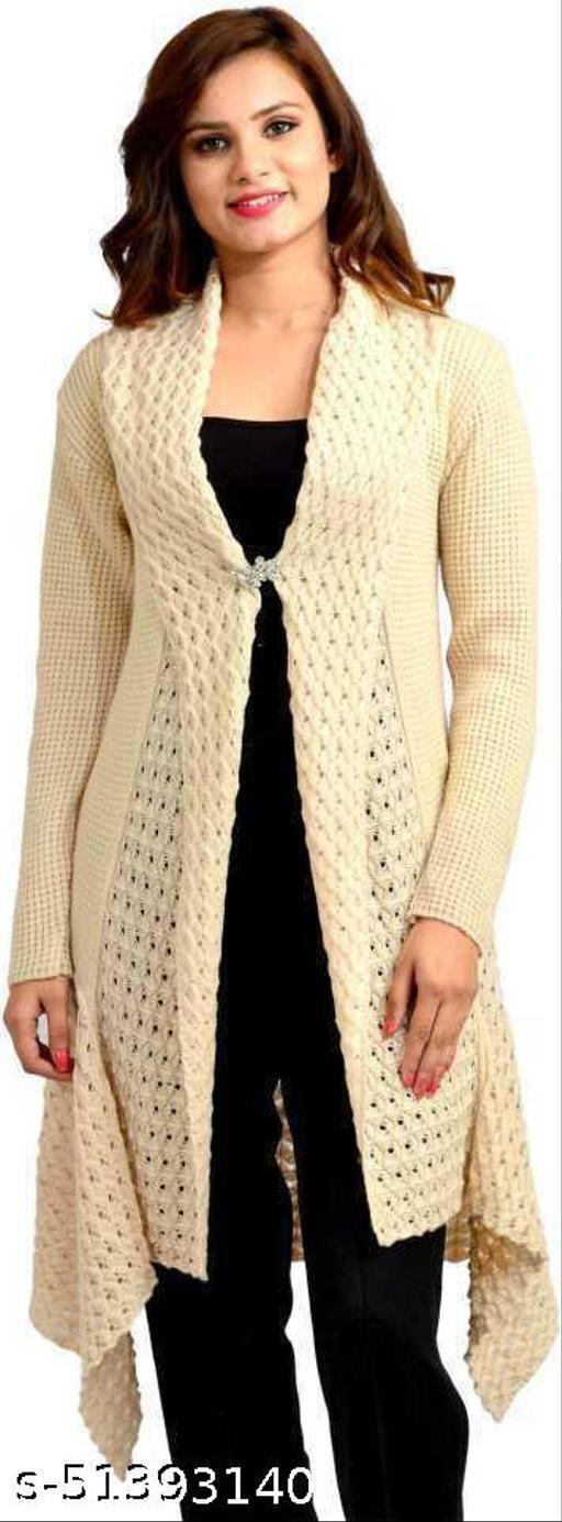 Classic Fashionista Women Sweaters