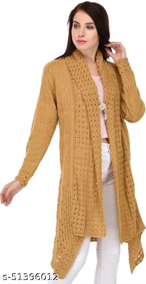 Trendy Fashionista Women Sweaters
