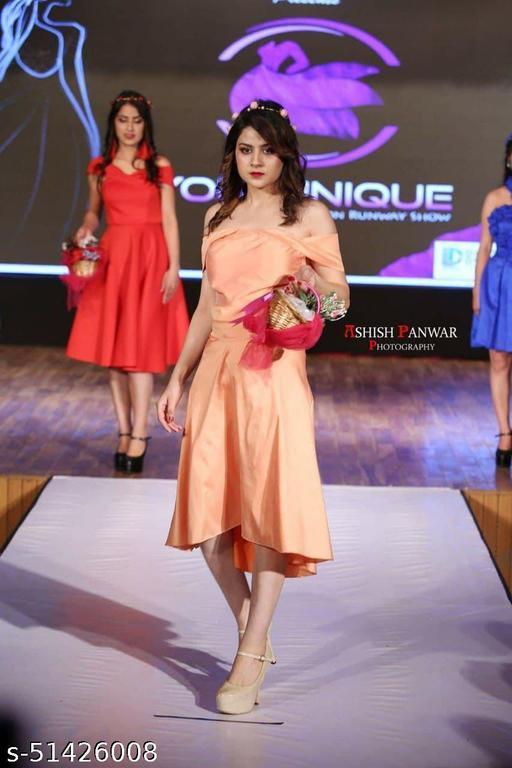 Trendy Graceful Women Dresses