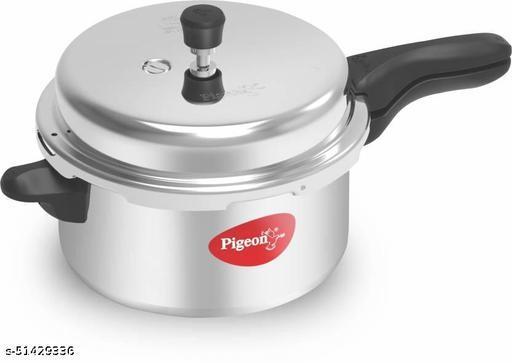 Pigeon Deluxe 7.5 L Pressure Cooker  (Aluminium)