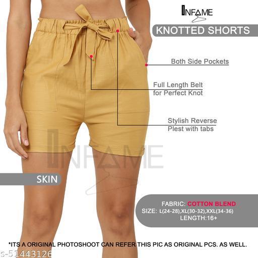 Stylish Fashionista Women Shorts