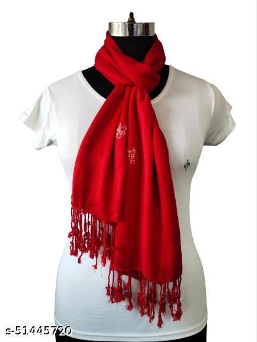 Alluring Stylish Women Scarves, Stoles & Gloves