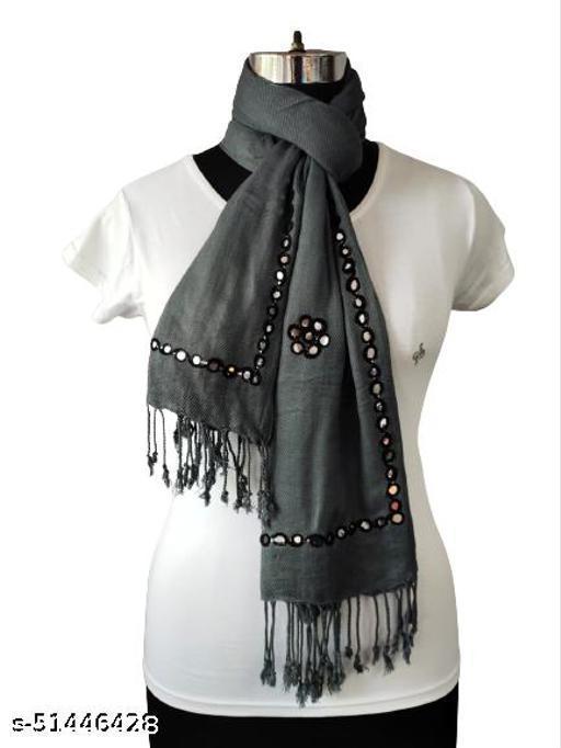 Versatile Fashionable Women Scarves, Stoles & Gloves