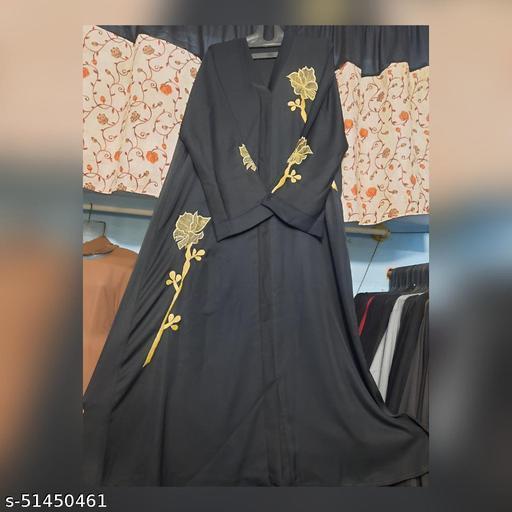 Classy Fancy Women abaya