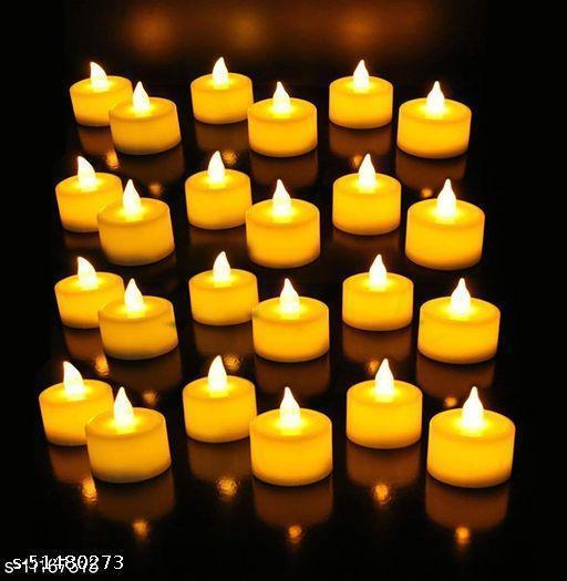 Fancy Festive Candles