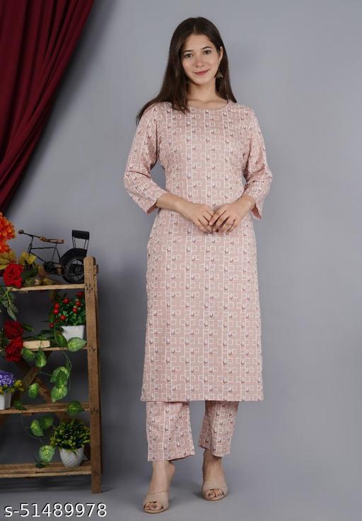 Aishani Attractive Women Kurta Sets