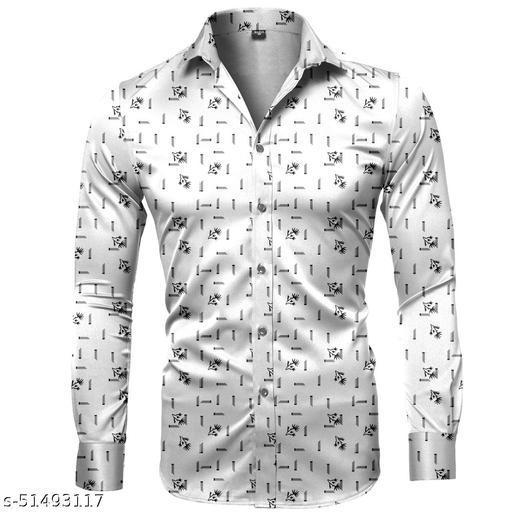 Classy Partywear Men Shirt Fabric