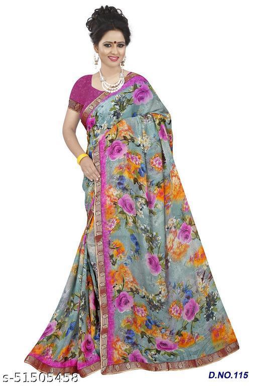 Purvanchal Textiles Silk saree
