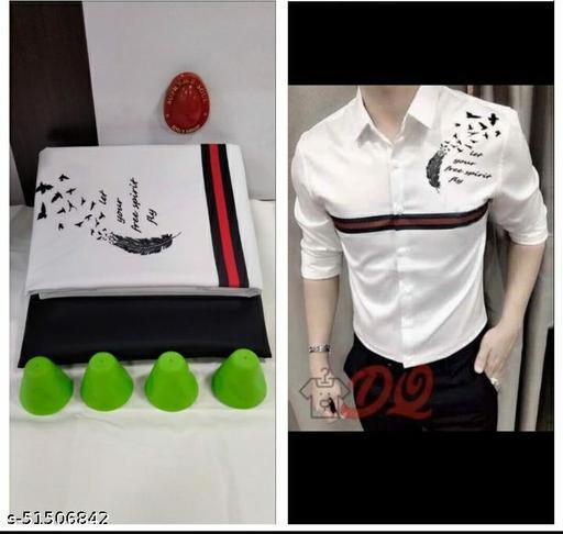 Pretty Fashionable Men Shirt Fabric