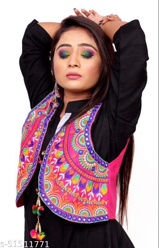 Aishani Refined Women Ethnic Jackets