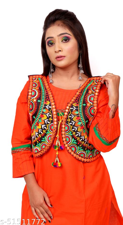 Aagam Graceful Women Ethnic Jackets