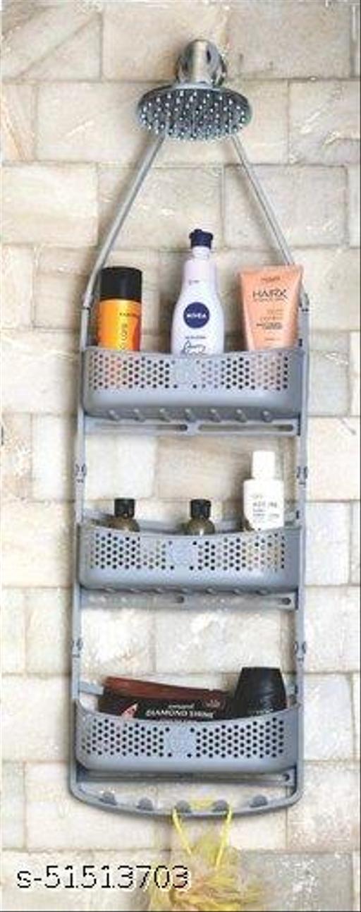 Trendy Bathroom Shelves