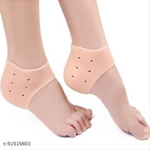 Heel Socks Set Of 1 Pair