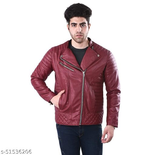 Trendy Fashionista Men Jackets