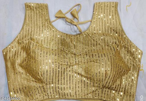 Vidhya Fashion Hub Gorgatte Sequence Blouse NAINA catlog