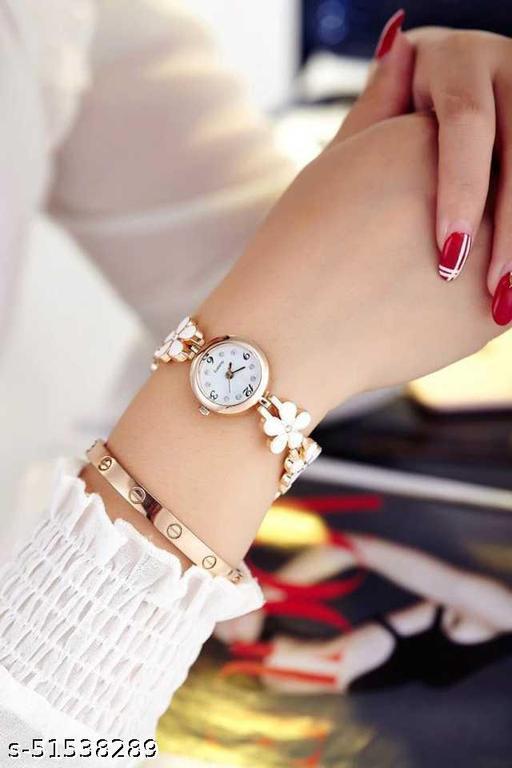 Alluring Women Analog Watches