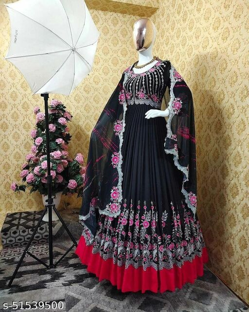 Comfy Latest Women Gowns