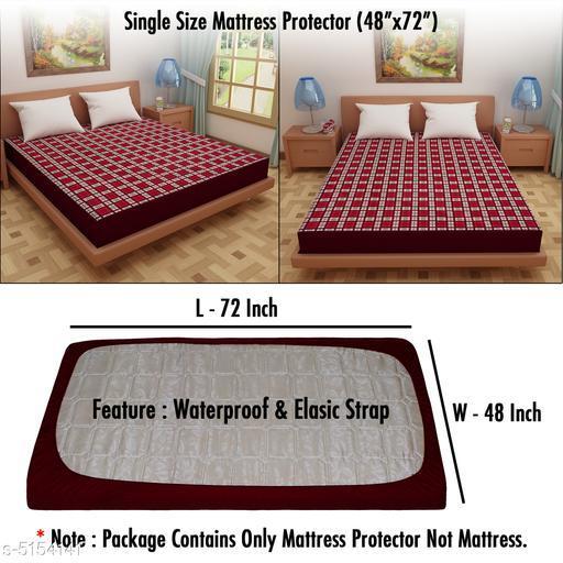 Classic Versatile terry Cotton Mattress Protecter