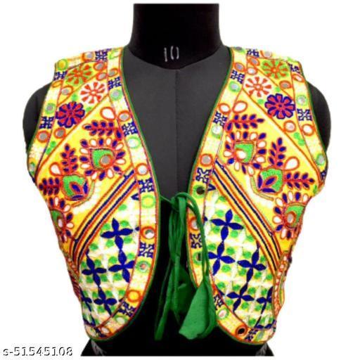 Chitrarekha Fashionable Women Ethnic Jackets