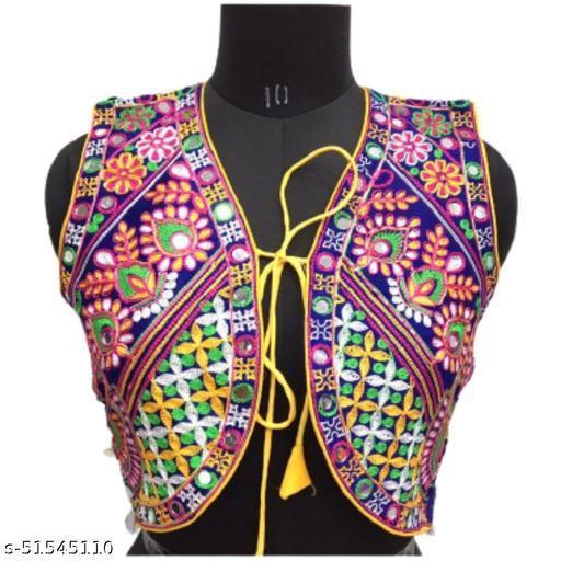 Aakarsha Sensational Women Ethnic Jackets