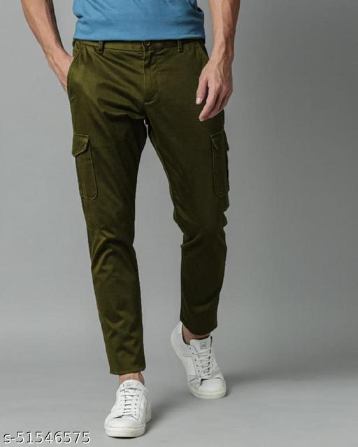 EERICA Stylish 6 pockets Trouser For Men