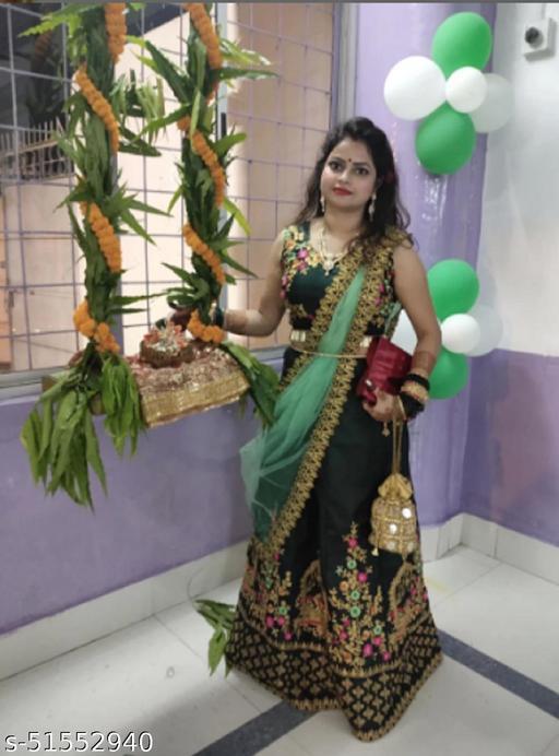 Trendy Refined Women Lehenga