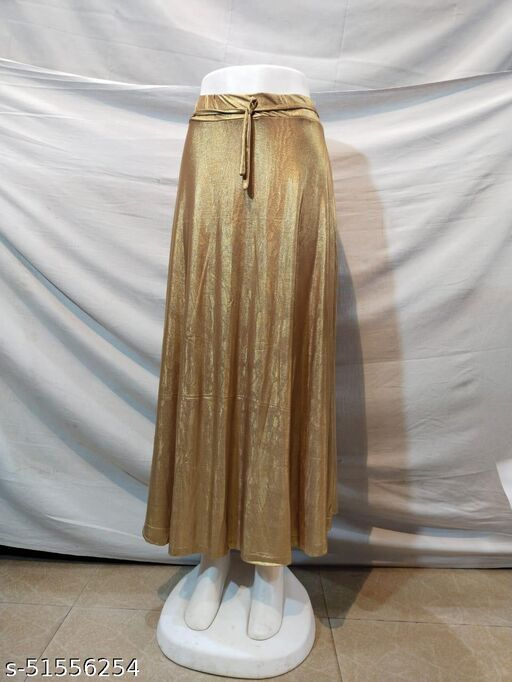 Casual Unique Women Western Skirts