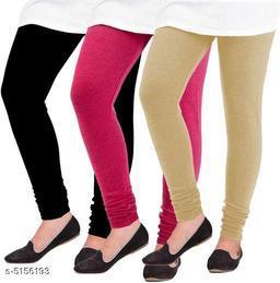 Women Solid  Leggings & Tights