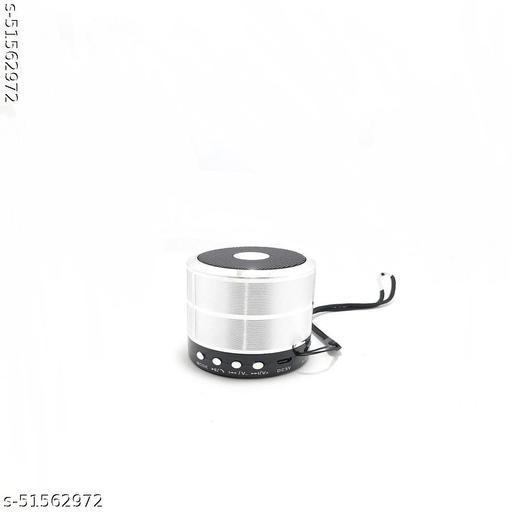 Vunik Mini Bluetooth Speaker WS-887 With FM Radio,Memory Card Slot,USB Pen Drive Slot,AUX Input Mode