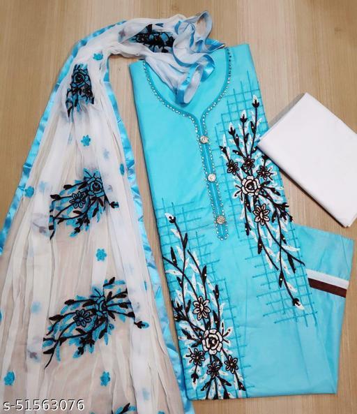 Aakarsha Voguish Salwar Suits & Dress Materials