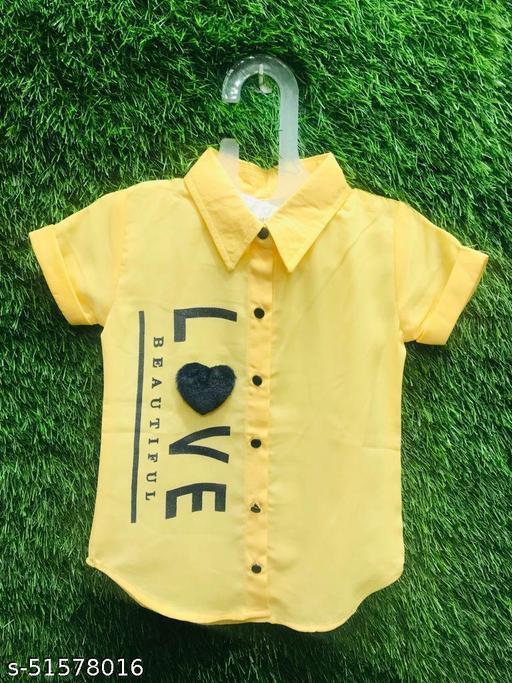 Tinkle Trendy Girls Shirt