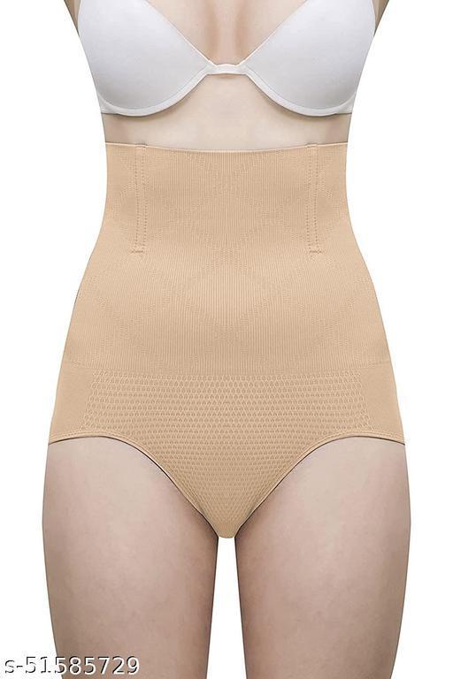 Women's Tummy Slim Shapewear (Beige) Pack of-1