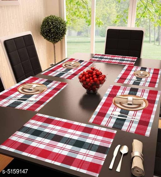 Colorful Printed Table (Kitchen Mat)