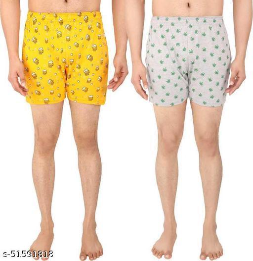 Elegant Glamarous Men Shorts
