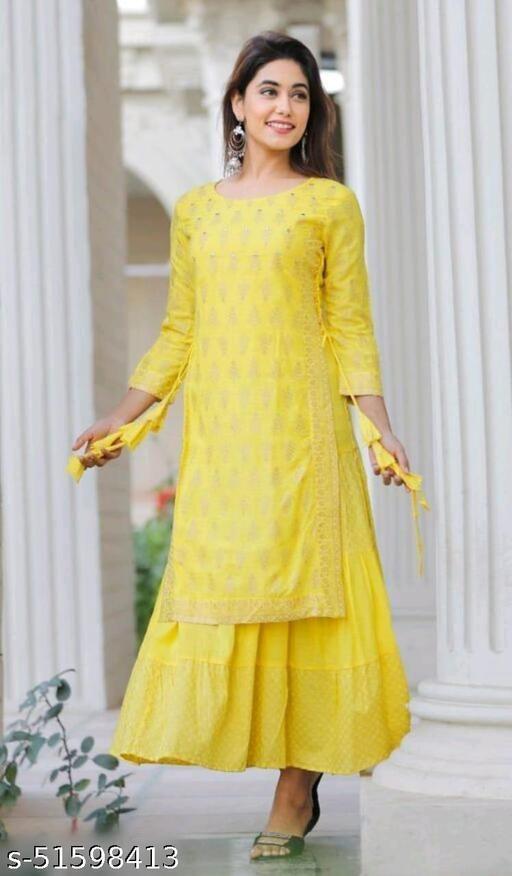 Aakarsha Alluring Women Kurta Sets