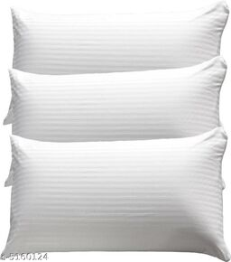 OYASUMI Soft & Comfy Large Pillows (Pack of 3)