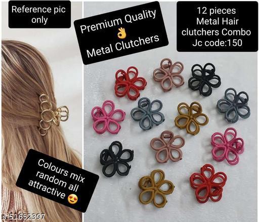 Princess Colorful Women Hair Accessories