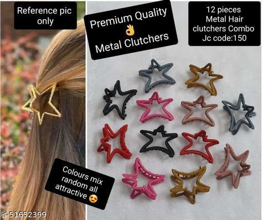 Shimmering Beautiful Women Hair Accessories