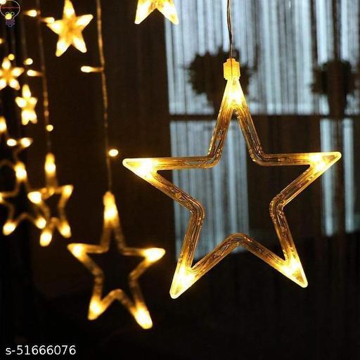 Elegant Seasonal Indoor String Lights