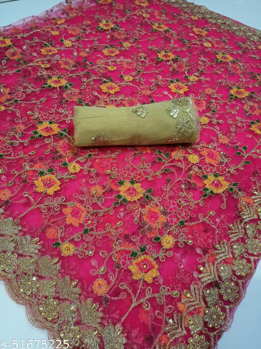 Bollywood Designer Sabyasachi Collection Saree For Women-GAJRI