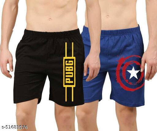 Fancy Trendy Men Shorts