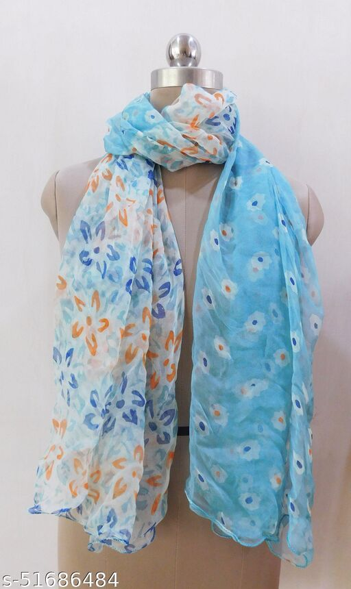 Classy Attractive Women Scarves, Stoles & Gloves